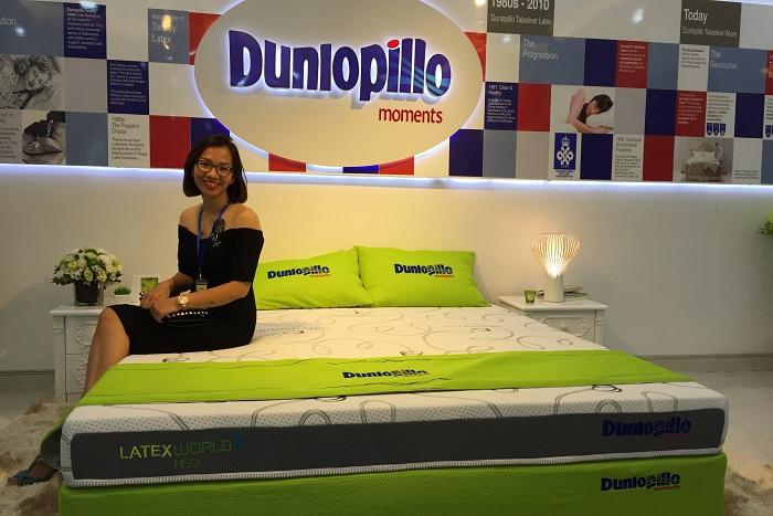 Đệm cao su Dunlopillo nào tốt nhất trên thị trường?