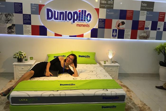 Nên chọn mẫu đệm cao su Dunlopillo nào dùng trong gia đình